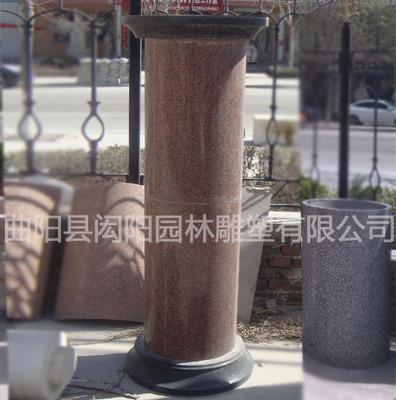 石雕栏板 园林花盆 凉亭系列 石桌椅 欧式建筑系列 罗马柱 圆柱 欧式